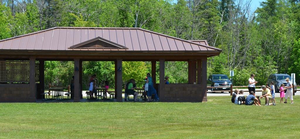Pavilion view 1