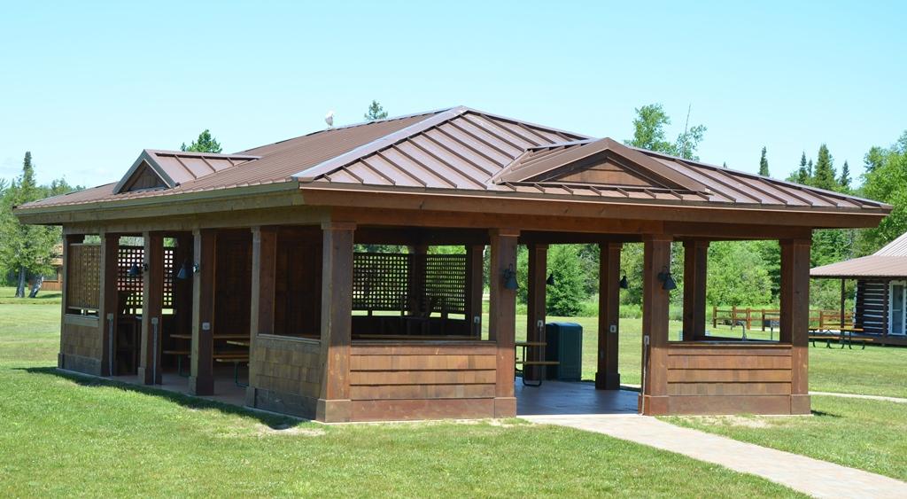 Pavilion view 2